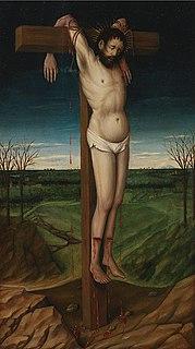 Penitent thief Christian saint