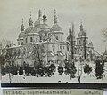 Ukraine, Kiew, Sophien Kathedrale, Foto 1918.JPG