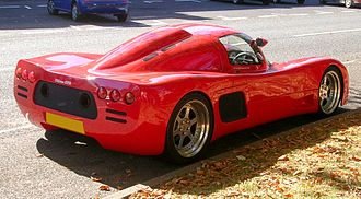 Ultima GTR - 2005 model