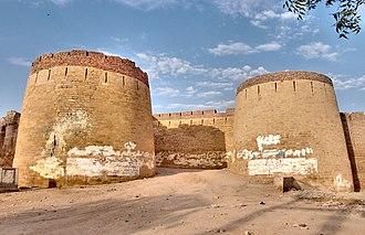 Umerkot - The 11th century Umerkot Fort
