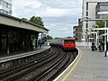 Underground Train Approaches East Putney - geograph.org.uk - 1308698.jpg