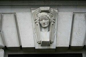 Unilever House - Image: Unilever House 4