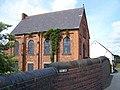 United Free Methodist Church and Canal Bridge, Fazeley - geograph.org.uk - 851552.jpg