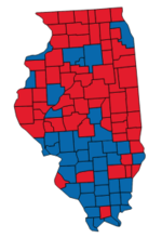 United States Senate election in Illinois, 1992 map.png