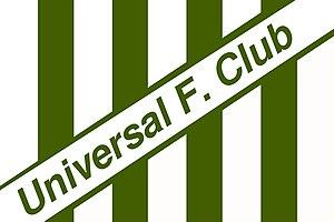 1921 Uruguayan Primera División - Image: Universal F. C