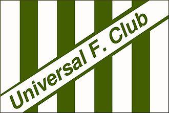 1912 Uruguayan Primera División - Image: Universal F. C