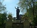 Unknown statue in West Smithfield park - geograph.org.uk - 824057.jpg