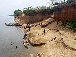 Unwana City in Ebonyi State, Nigeria