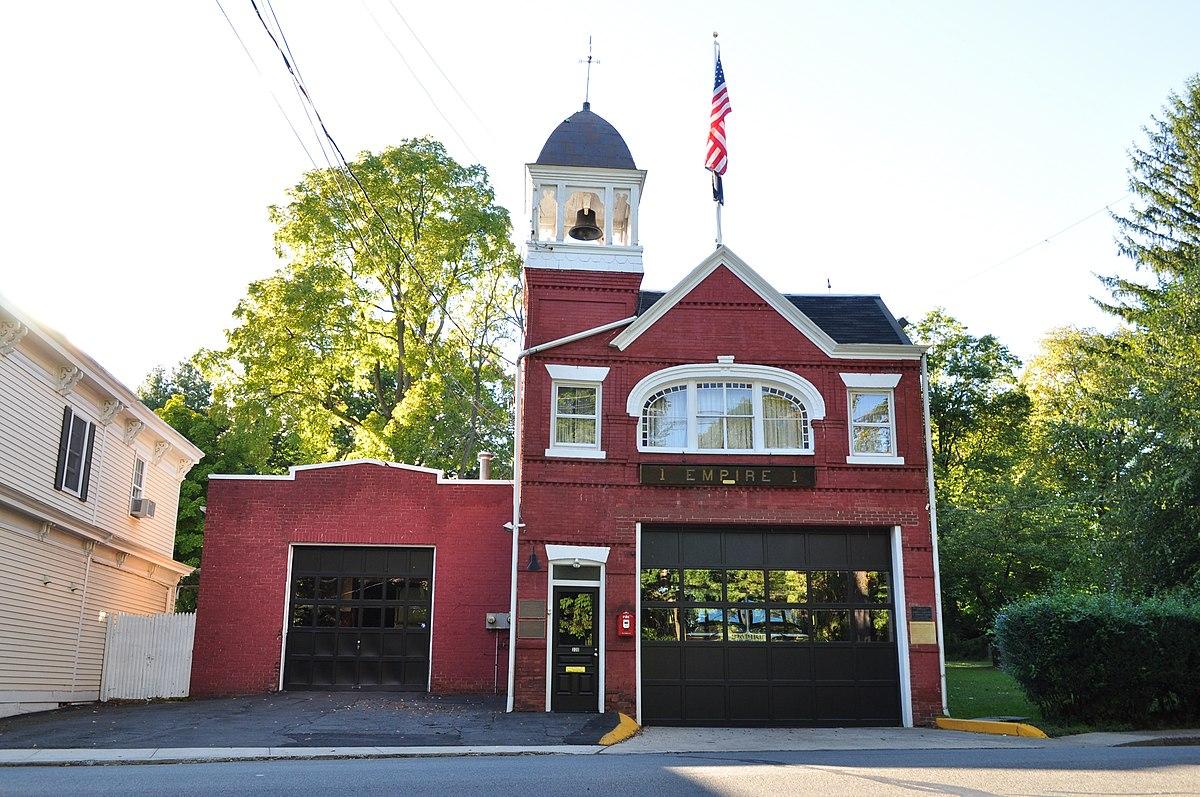 Upper Nyack Firehouse Wikipedia