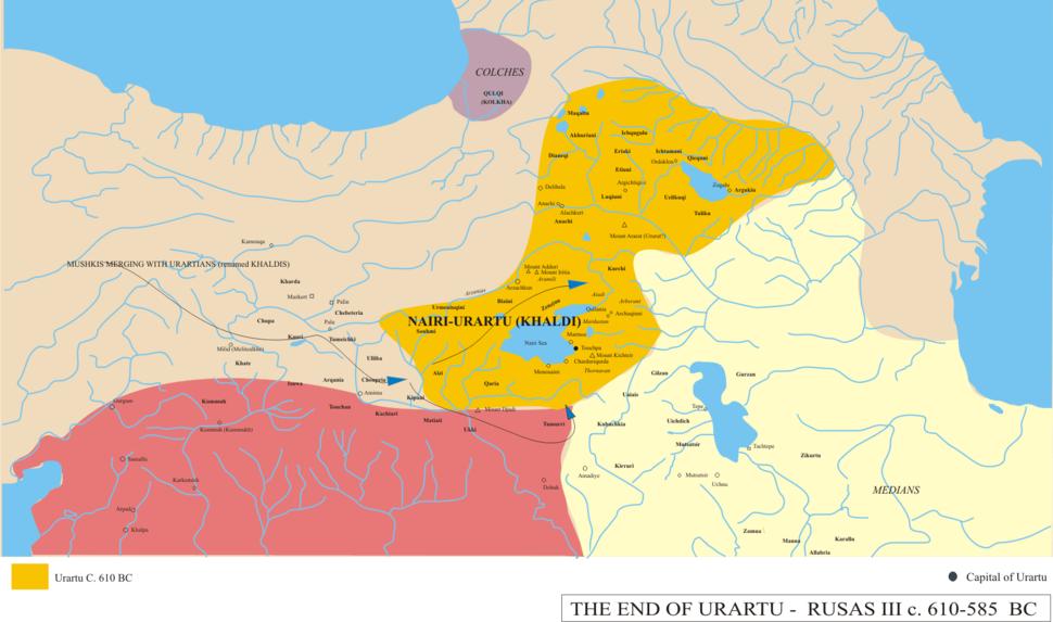 Urartu610-585