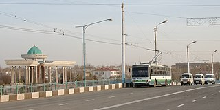 Trolleybuses in Urgench