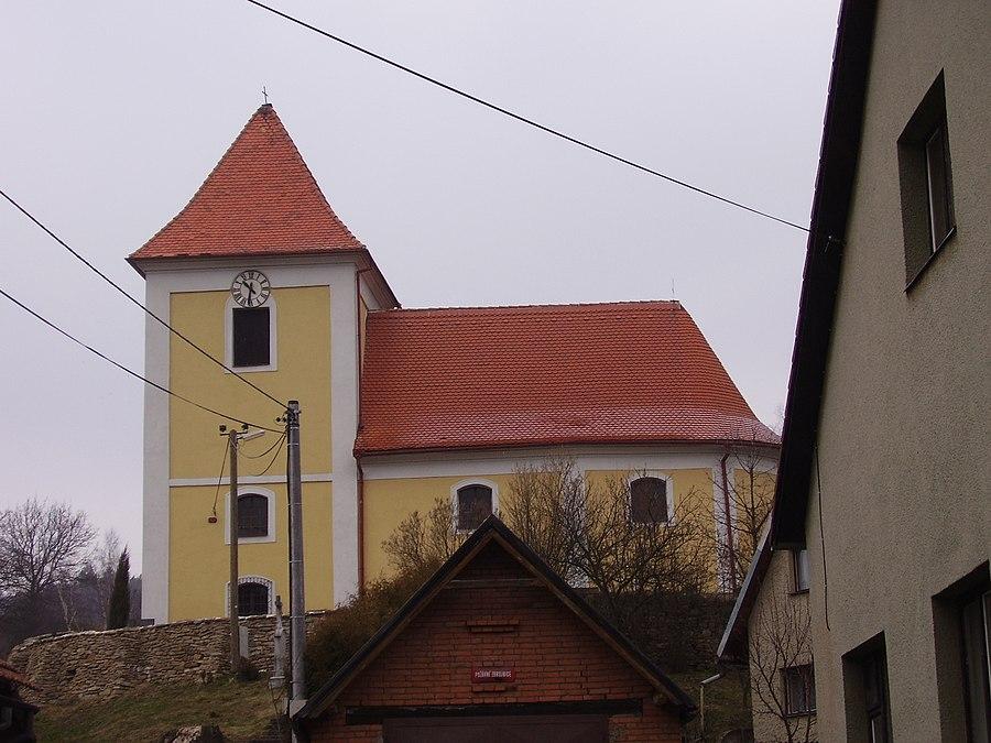 Věžná (Žďár nad Sázavou District)