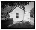 VIEW OF SIDE LOOKING NORTH - 913 G Street (House), Waycross, Ware County, GA HABS GA-2229-5.tif