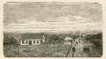Valdivia - Plaza principal - Chile Ilustrado (1872).png