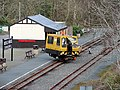 Vale of Rheidol Railway 'Permquip' personnel carrier - geograph.org.uk - 729848.jpg