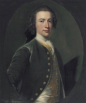 Valentine Morris - Valentine Morris, c.1765