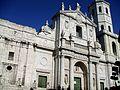 Valladolid - Catedral, exterior 02.JPG