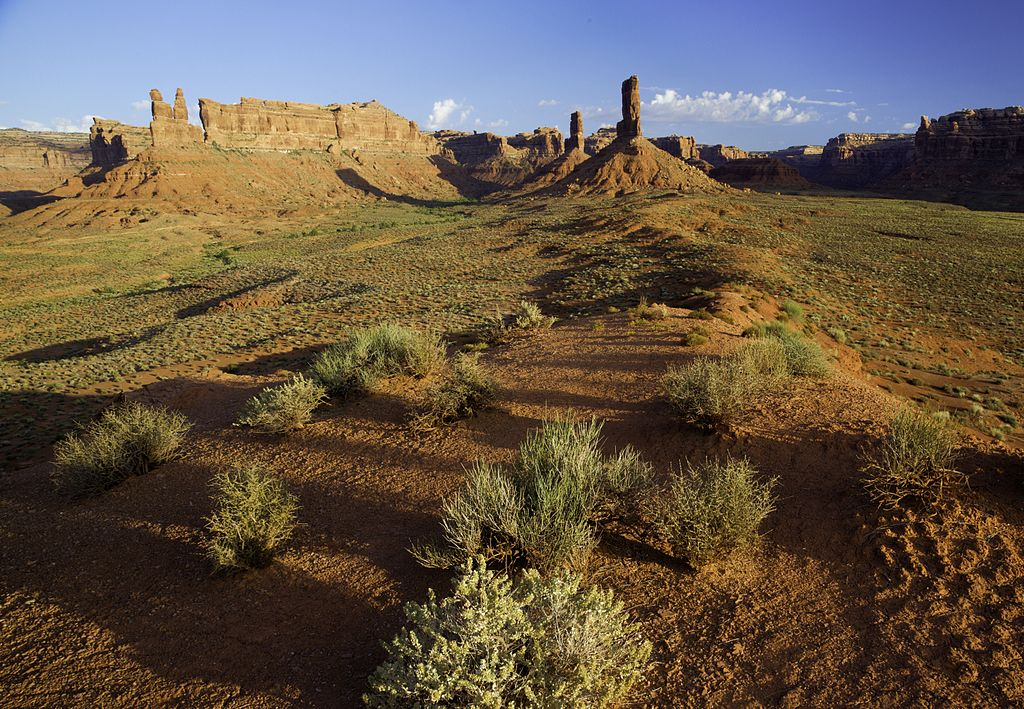 Valley of the Gods in Bears Ear Park
