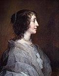 Van Dyck - Portrait of Queen Henrietta Maria, 1638.jpg