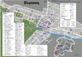 Varshets tourist map.png