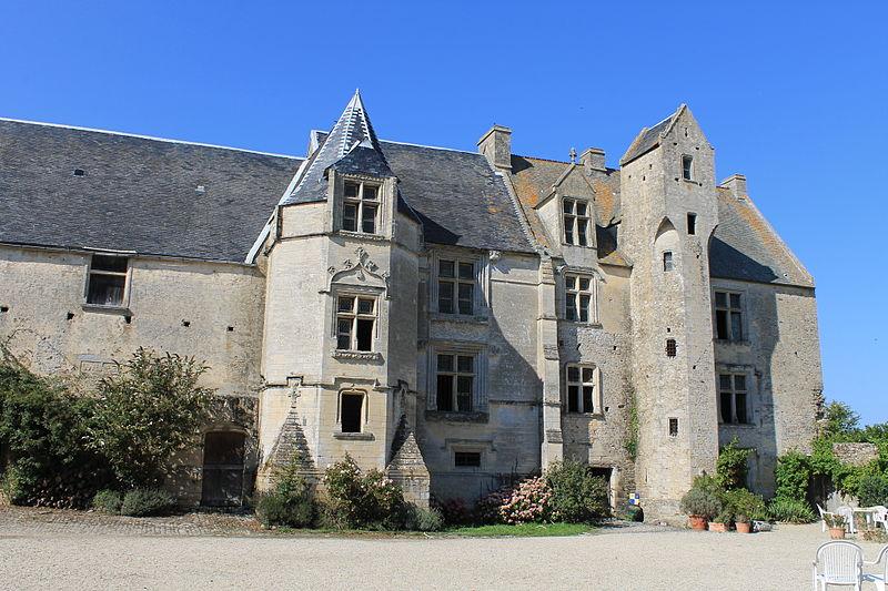 wikimedia chateau d'Argouges