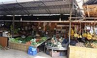 Vegetable shop in Edavanna, Malappuram Distsrict, Kerala, India.jpg