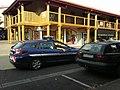 Vehículo de la Gendaermía Nacional francesa en Biscarosse.jpg