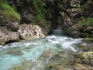 Kamnik Bistrica - Image: Veliki Predoselj 3078
