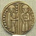 Venezia, grosso da 26 denari (matapan) di enrico dandolo, 1192-1205.JPG