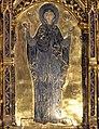 Venezia, pala d'oro, madonna tra i donatori irene e l'imperatore Giovanni II Comneno, trasformato nel doge Ordelaffo Falier (cropped).JPG