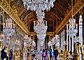 Versailles Château de Versailles Innen Grande Galerie 10.jpg