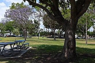 Bell Gardens, California - Veterans Park Bell Gardens CA 1