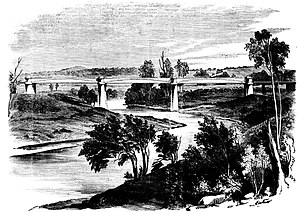Viaduct Menangle NSW 1864