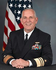 Vice Admiral David Architzel, Commander, Naval Air Systems Command, Commander, Naval Air Systems Command, (USN).JPG