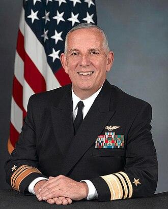 David Architzel - Vice Admiral David Architzel (Ret.) (as Commander, Naval Air Systems Command)
