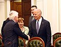 Vice President Joe Biden at a Meeting with Ukrainian Legislators, April 22, 2014 (13982343864).jpg