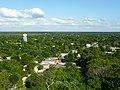 View from Mayan pyramid, Izamal (3000822361).jpg