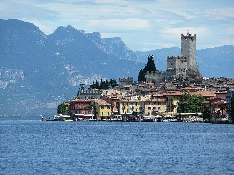File:View malcesine lake garda veneto italy.JPG