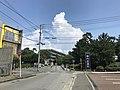 View near Komatsumon Gate of Hakozaki Campus of Kyushu University.jpg