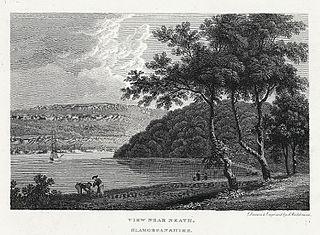View near Neath, Glamorganshire