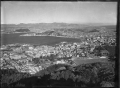 View of Wellington from Tinakori Road with Anderson Park centre right ATLIB 327736.png