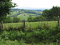 View over countryside from the Gloucestershire Way - geograph.org.uk - 449484.jpg