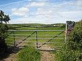 View towards Great Carvedras Farm - geograph.org.uk - 840370.jpg
