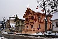 Vila Světlana (Luhačovice), Masarykova 211, Luhačovice.JPG