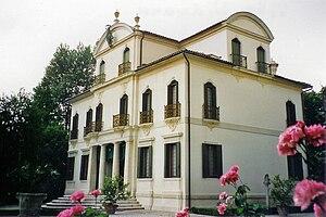 Sceriman family - The Villa Sceriman Widmann Rezzonico Foscari, built by the Scerimans in the 18th century