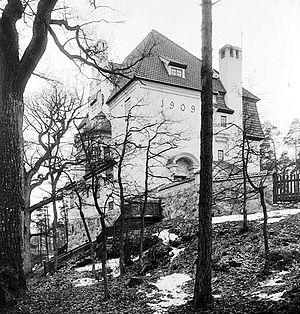 Parcelhus Bo 1909.