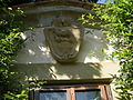 Villa i tatti, cappella 05 stemma alessandri.JPG