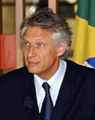 The French Minister - Image: Villepin A Br 17112