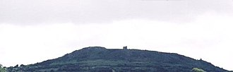 Battle of Vinegar Hill - Vinegar Hill – view from Enniscorthy