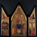 Virgin and Child with Saints 1370-80, National Gallery of Canada, Ottawa.jpg